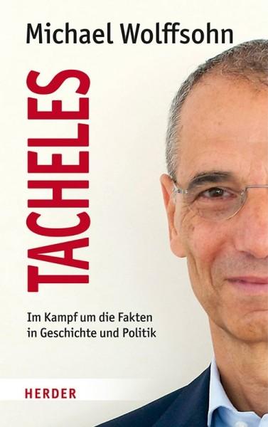 Buch 'Tacheles. Im Kampf um die Fakten in Geschichte und Politik.'