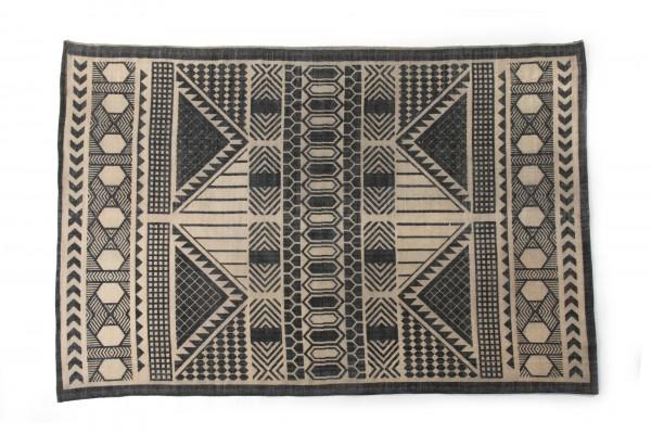 """Teppich """"Andaman"""", handbedruckt, L 200 cm, B 140 cm"""