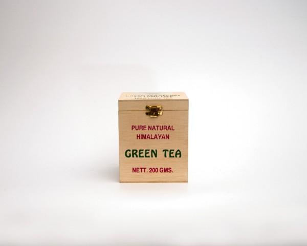 Hochlandtee 'New Valley', Organischer grüner Tee 200 g