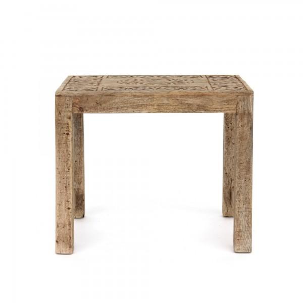 Tisch 'Simbo' S, natur, T 40cm, B 44cm, H 37cm