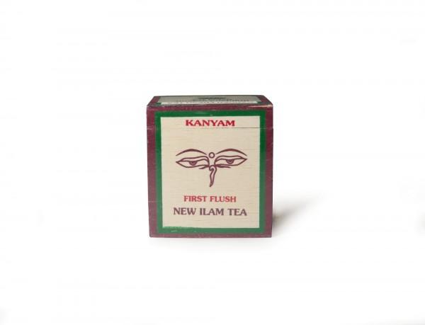 Hochlandtee 'Kanyam', Organischer schwarzer Tee, 100 g