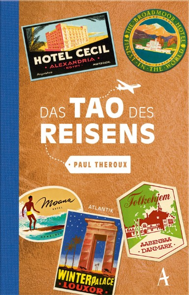 Buch 'Das Tao des Reisens'