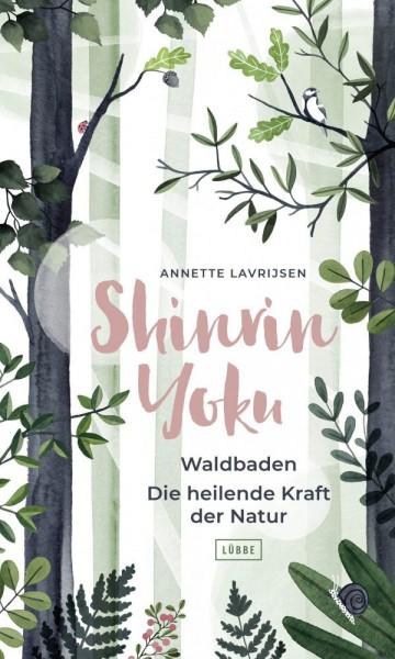 Buch 'Shinrin Yoku - Waldbaden'
