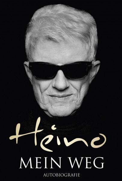Buch 'Heino, Mein Weg'