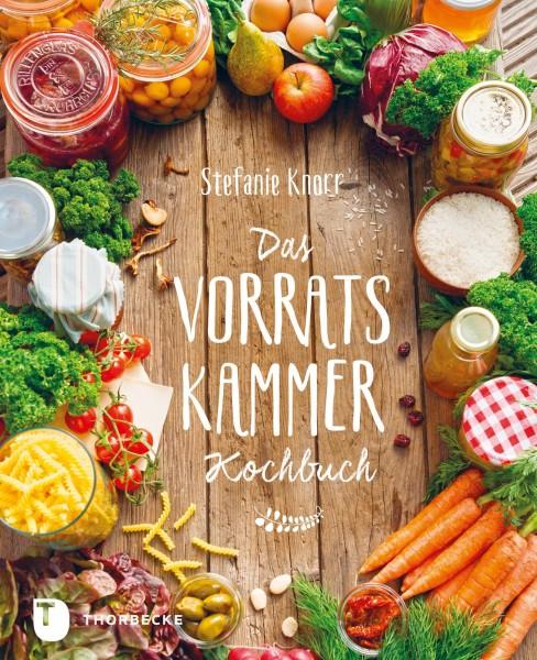 Buch 'Das Vorratskammer-Kochbuch'