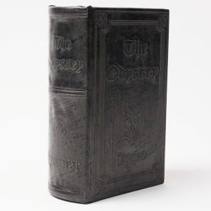 """Buch-Tresor """"The Odyssey"""", L 5 cm, B 11 cm, H 17 cm"""