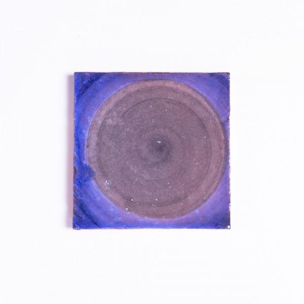 Kachel 'Rond', T 10 cm, B 10 cm, H 1 cm