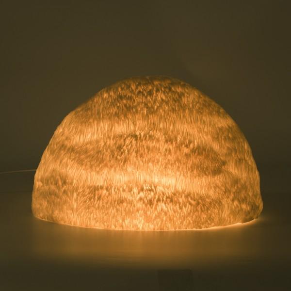 """Indoor-Leuchte """"Korallenstein"""", B 43 cm, H 25 cm"""