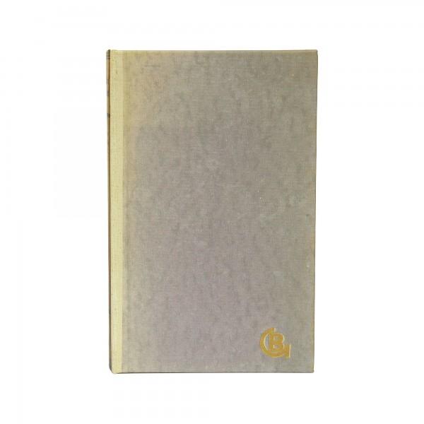 Buchhülle 'Das Neue Testament', T 3 cm, B 15 cm, H 22 cm