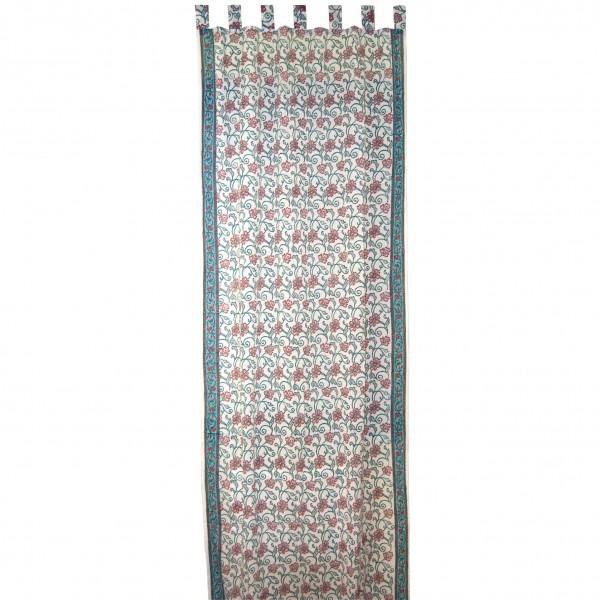 "Vorhang ""Flora"", L 110 cm, B 260 cm"