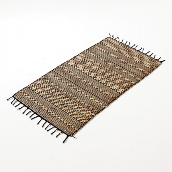 Seegrasmatte, schwarz, L 100 cm, B 60 cm