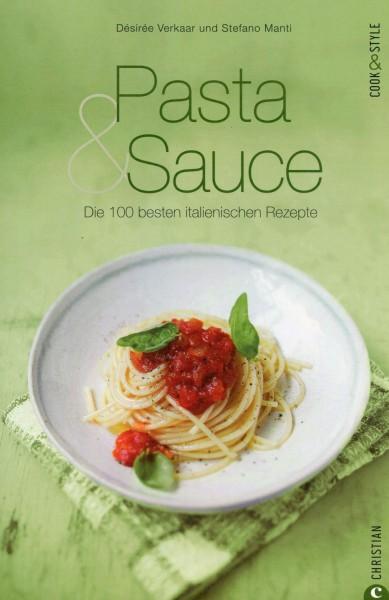 Buch 'Pasta und Sauce'