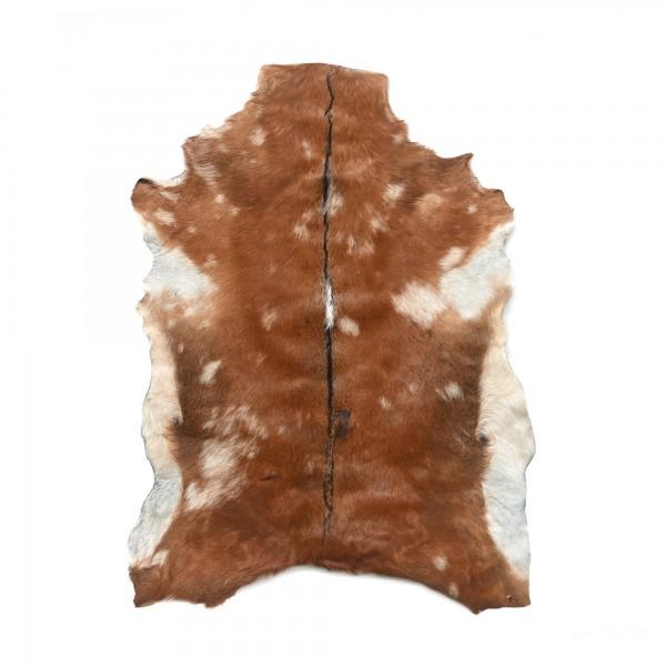 Ziegenfell 'Kulit', natur, T 80 cm, B 120 cm