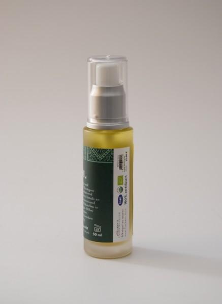 Reines kosmetisches Arganöl, 50 ml