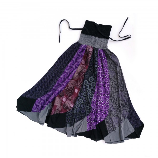 Kleid 'Lilian' S/M, multicolor