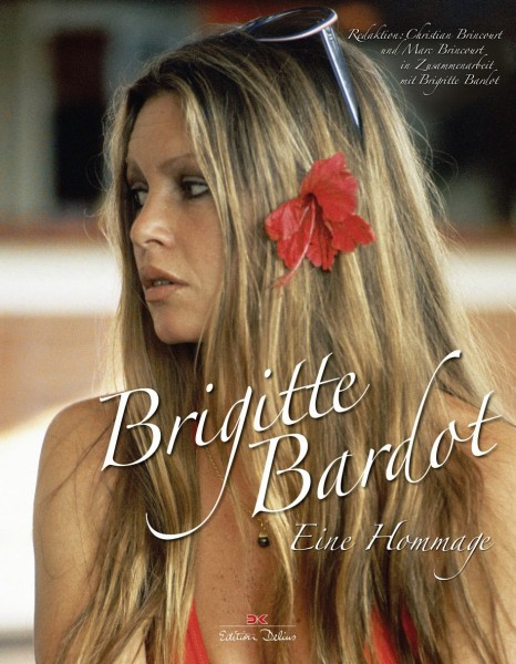 Buch 'Brigitte Bardot'