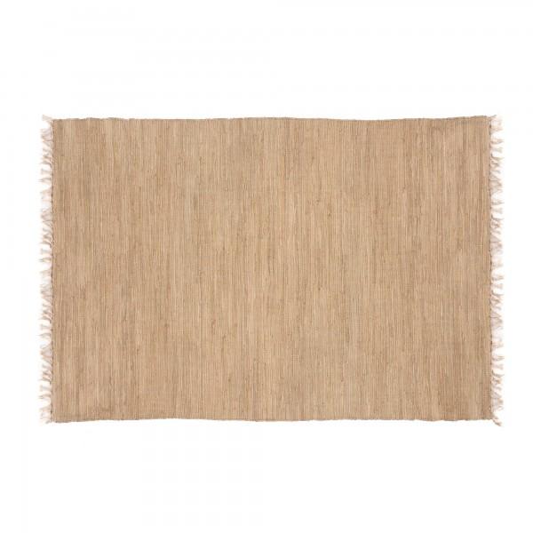 Teppich 'Chindi beige', T 200 cm, B 140 cm