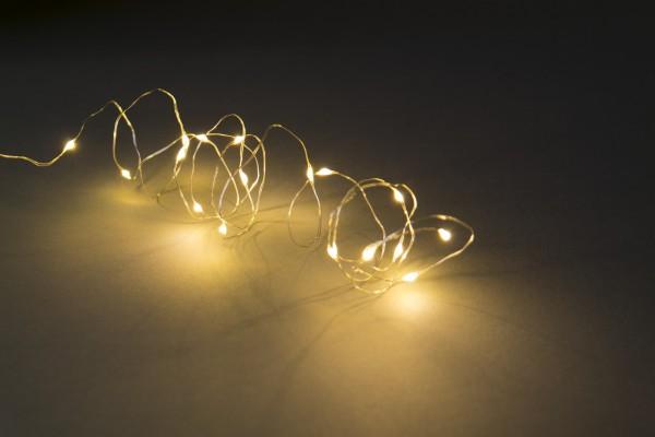 Lichter-Schnur 'Greville', 30 LED, 290cm