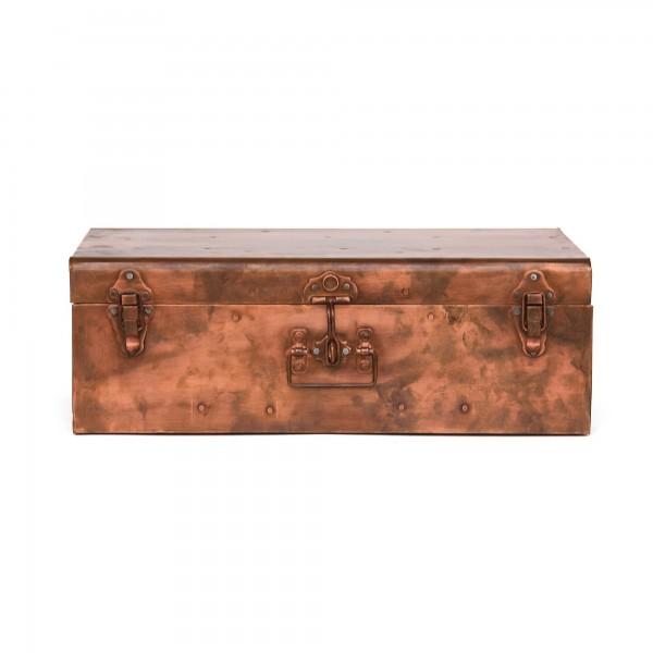 Box 'Koffer' S, bronze, T 31cm, B 56cm, H 20cm