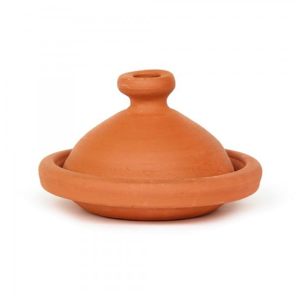 Tajine 'Fatima', orangebraun, Ø 19 cm