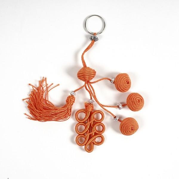 """Troddel """"Pon Pon"""", orange"""