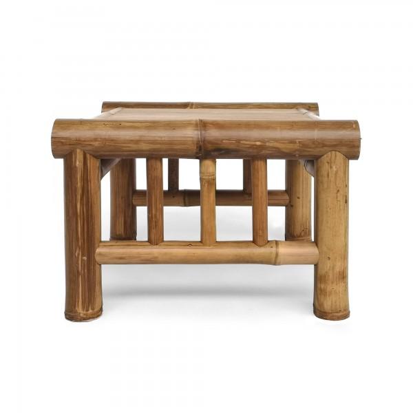 Bambustisch 'Buana', natur, T 60 cm, B 60 cm, H 40 cm