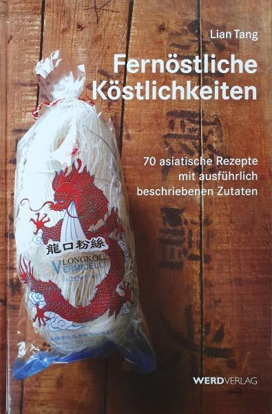 Buch 'Fernöstliche Köstlichkeiten'