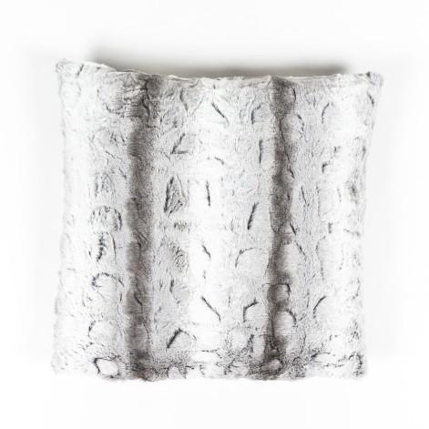 "Kissen ""Wolke"", weiß/grau, L 60 cm, B 60 cm"