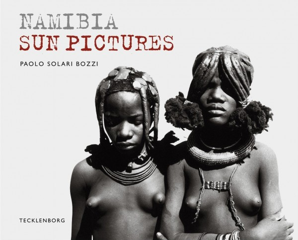 Buch 'Namibia Sun Pictures'
