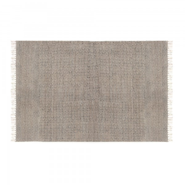 Teppich 'Sitaara', braun, T 140 cm, B 200 cm