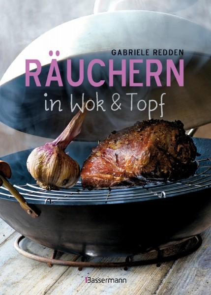 Buch 'Räuchern in Wok und Topf'