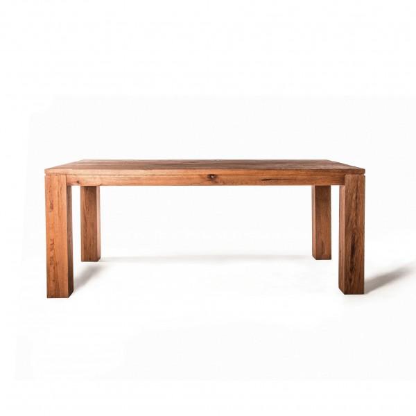 """Tisch """"Brasov"""", braun, L 200 cm, B 100 cm, H 78 cm"""