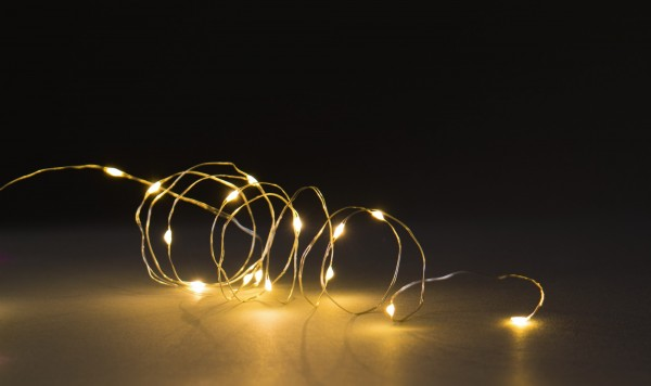 Lichterschnur 'Greville', 20 LED, 190cm
