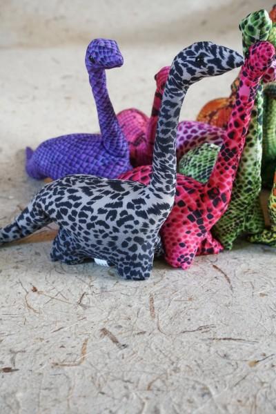 Sandtier 'Dinosaurier', multicolor, T 14 cm