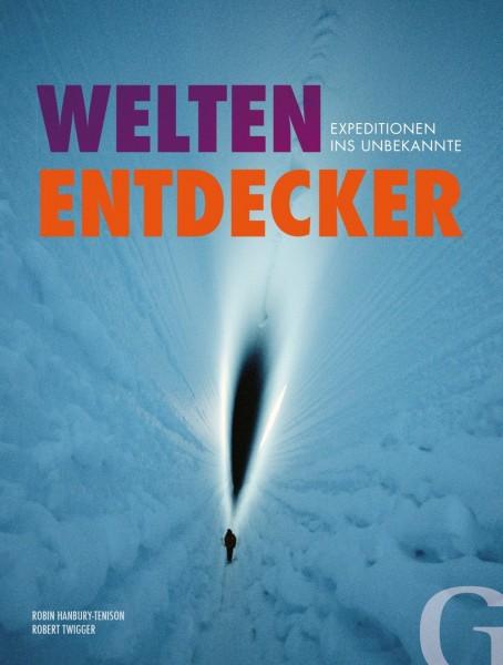 Buch 'Weltenentdecker - Expeditionen ins Unbekannte''