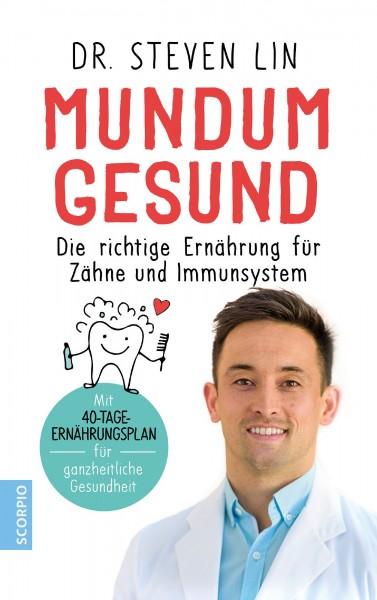 Buch 'Mundum gesund. Die richtige Ernährung für Zähne und Immunsystem'