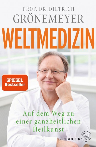 Buch 'Weltmedizin'