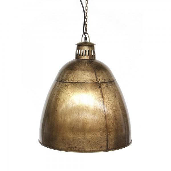 Lampe 'Mare', messing, Ø 45 cm, H 55 cm