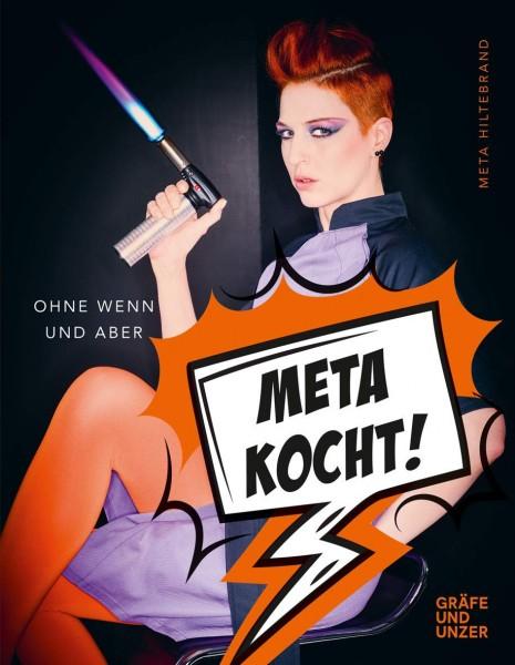 Buch 'Meta kocht'