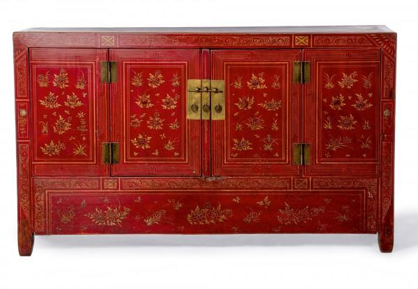 Hochzeits-Sideboard, antike Einzelstücke, ca. 100 Jahre alt