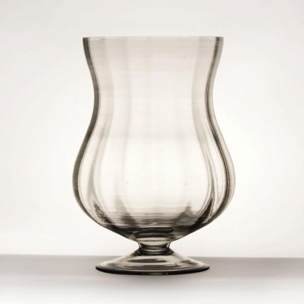 """Glasvase """"Cup"""", klar, Ø 14 cm, H 24 cm"""