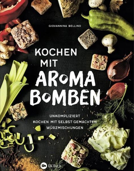 Buch 'Kochen mit Aromabomben'