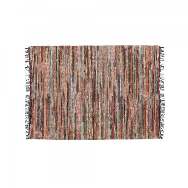 Teppich 'Divy', multicolor, T 140 cm, B 200 cm