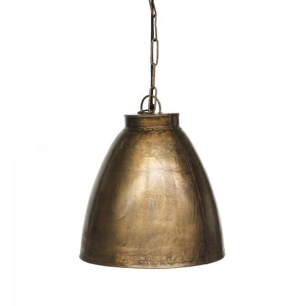 Lampe 'Brazen', messing, Ø 34 cm, H 36 cm