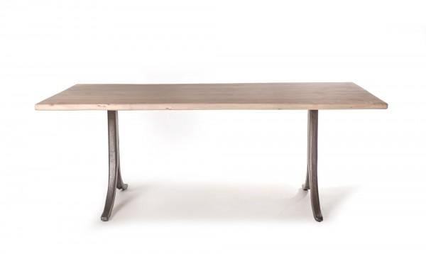 Esstisch 'Hanadi', Akazienholz, L 100cm, B 200 cm, H 74 cm