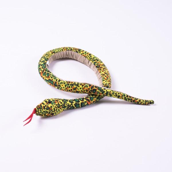 "Sandtier ""Schlange"", multicolor, L 60 cm"