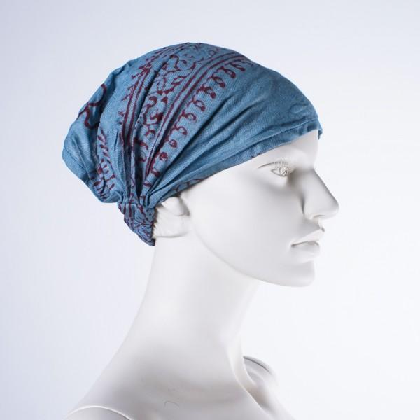 Haarband 'Cleveland', aus 100% Baumwolle, türkis