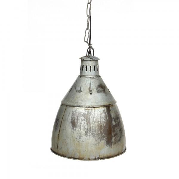 Lampe 'Hail', grau, Ø 36 cm, H 50 cm