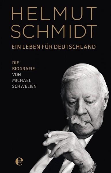 Buch 'Helmut Schmidt - Ein Leben für Deutschland'