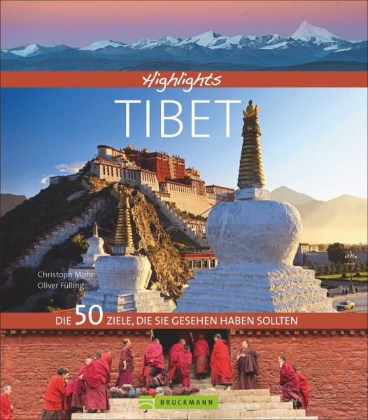 Buch 'Highlights Tibet'